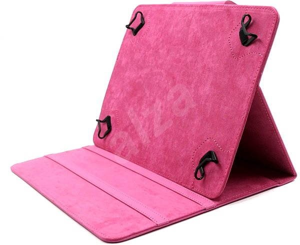 C-TECH PROTECT NUTC-01 pink - Tablet Case