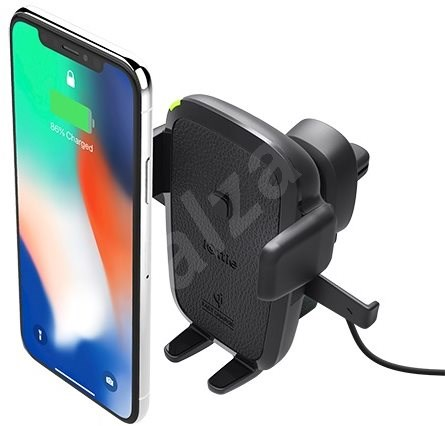 iOttie Easy One Touch 4 Qi Wireless Vent Mount - Mobile Phone Holder