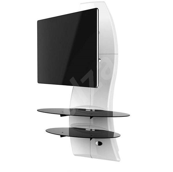 Meliconi Ghost Design 2000 Rotation White - TV Stand