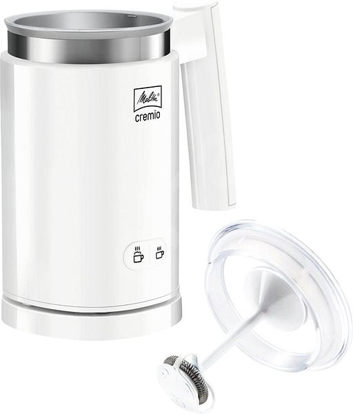 Melitta Cremio White - Milk Frother