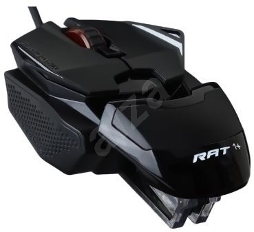 Mad Catz R.A.T. 1+ h black - Gaming mouse