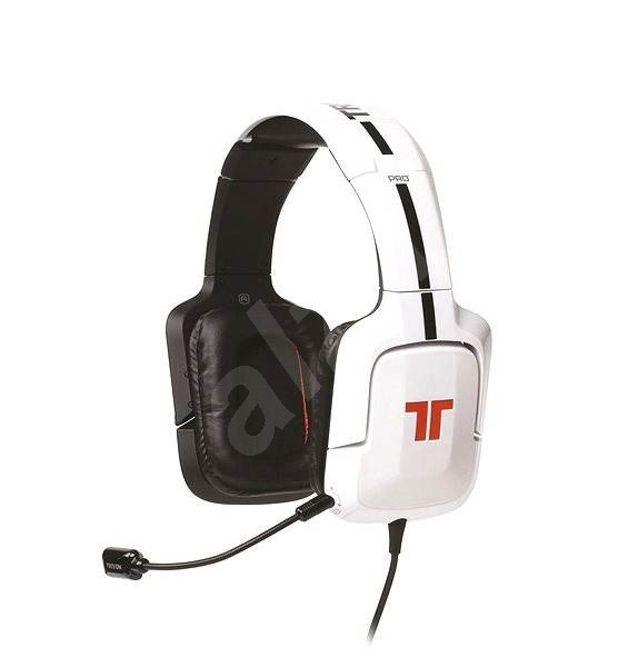 Tritton PRO + True 5.1 Surround Headset PC Mac White - Headset ... f57b2c8292
