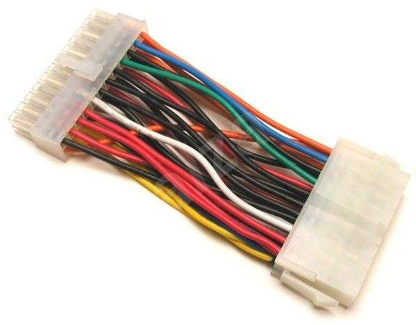 OEM power supply ATX sources 20/24pin - Adapter