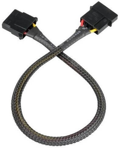 AKASA AK-CBPW02-30 4pin Molex Power 0.3m - Extension Cable
