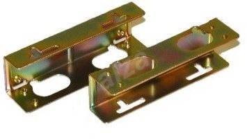 """ROLINE 3.5"""" (for a 5.25"""" drive bay), metal, pair - Adapter"""