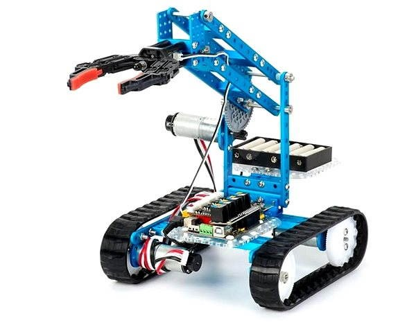 mBot - Ultimate 2.0 - 10-in-1 Robot Kit - Programmable Building Kit