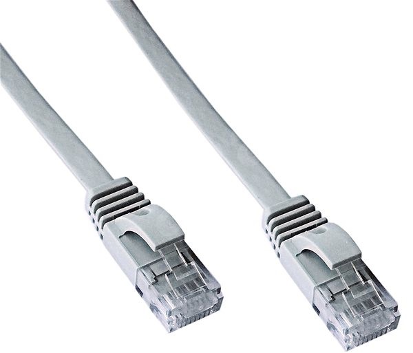 Datacom CAT6 UTP Flat 2m - Network Cable