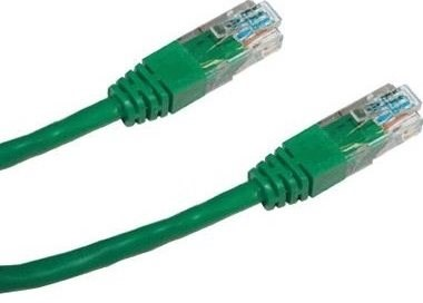 Datacom CAT5E UTP green 3m - Network Cable