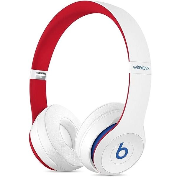 Beats Solo3 Wireless - The Beats Club Collection - Club White - Headphones