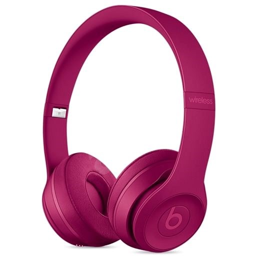 Beats Solo3 Wireless - Brick Red - Wireless Headphones