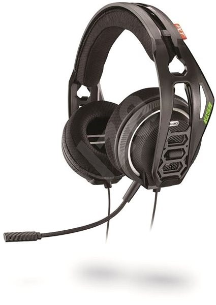 Plantronics RIG 400HX black - Gaming Headset