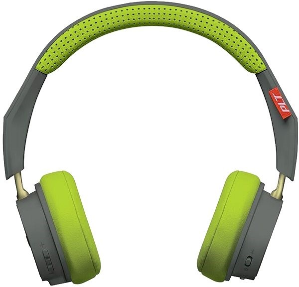 Plantronics Backbeat 500 Green - Headphones with Mic