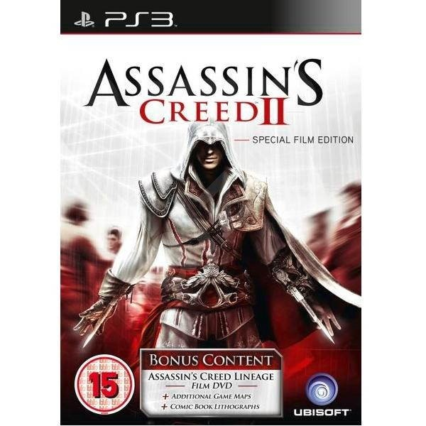 Ps3 Assassin S Creed Ii Lineage Edition Console Game