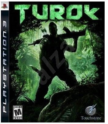 PS3 - Turok - Console Game