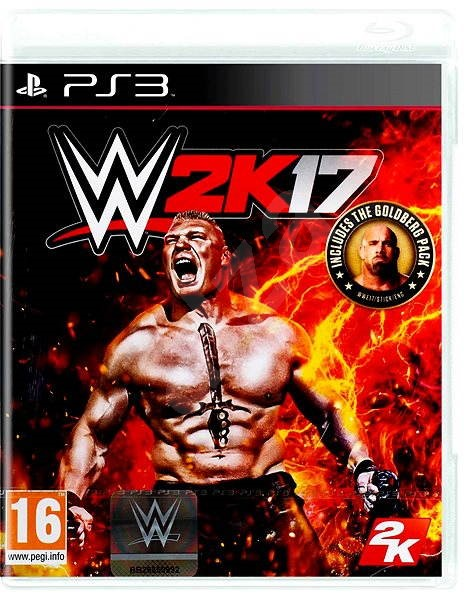 PS3 - WWE 2K17 - Console Game