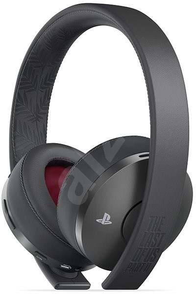 Sony Ps4 Gold Wireless Headset Black Tlou Part Ii Edition Gaming Headset Alzashop Com