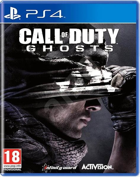 Call Of Duty Ghosts Ps4 Console Game Alzashop Com