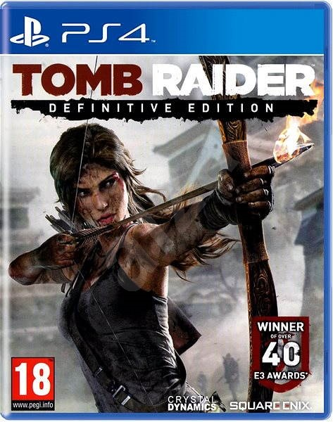 Tomb Raider: Definitive Edition - PS4 - Console Game