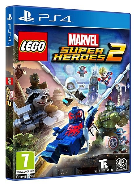 LEGO Marvel Super Heroes 2 - PS4 - Console Game