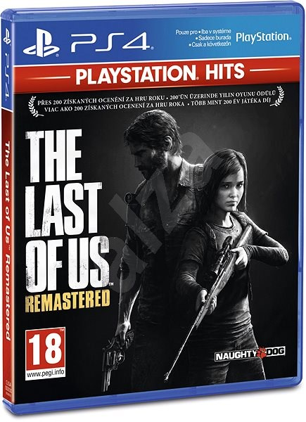 The Last Of Us Remastered - PS4 - Console Game
