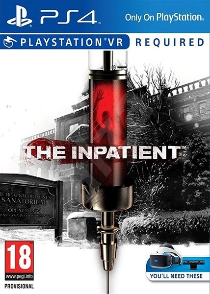 The Inpatient - PS4 VR - Console Game