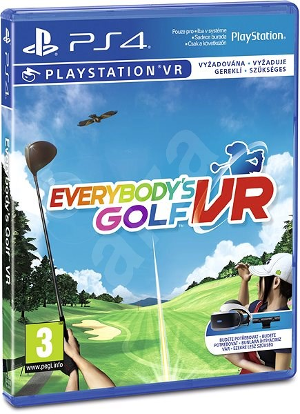 Everybody's Golf VR - PS4 VR - Console Game