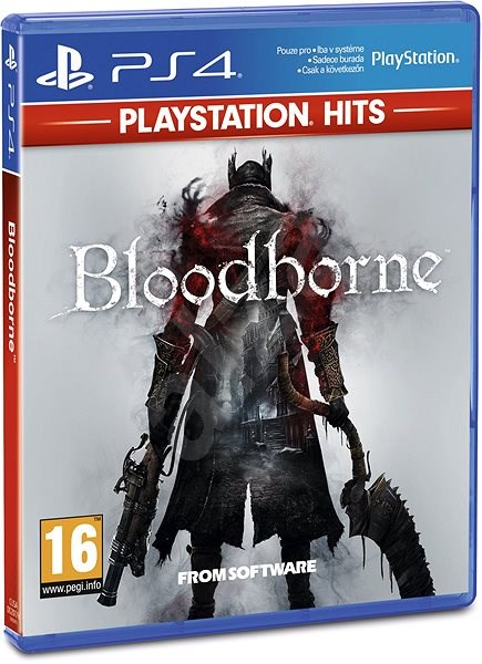 PS4 - Bloodborne - Console Game