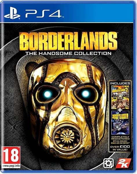 Borderlands: The Handsome Collection - PS4 - Console Game
