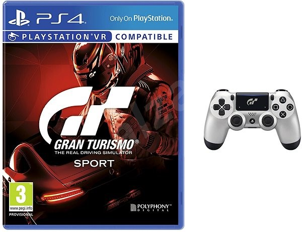 Console Game Gran Turismo Sport PS4 GT Controller