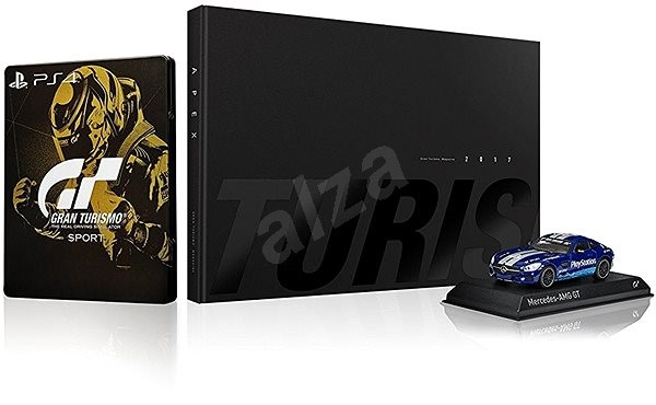 Gran Turismo Sport Collectors Edition