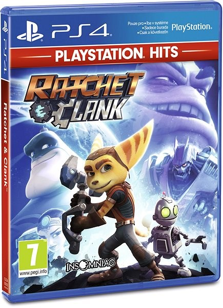 Ratchet and Clank - PS4 - Console Game
