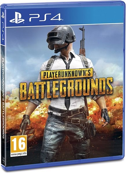 PlayerUnknown's Battlegrounds - PS4 - Console Game