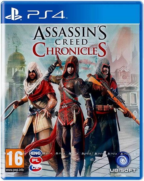 Assassins Creed Chronicles CZ - PS4 - Console Game