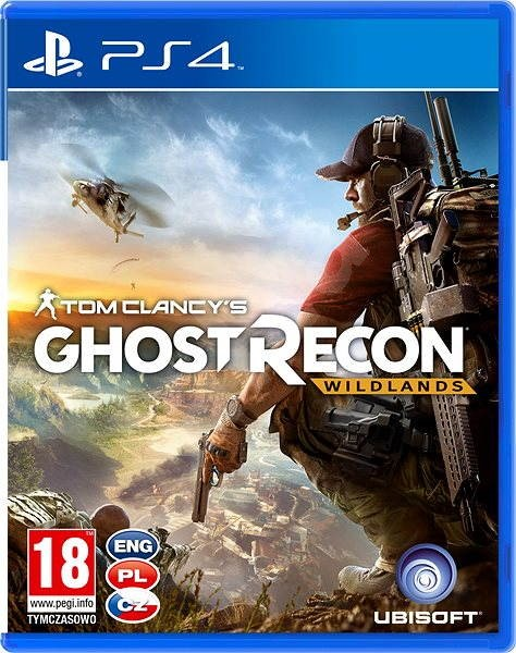 Tom Clancy's Ghost Recon: Wildlands Gold Ed. - PS4 - Console Game