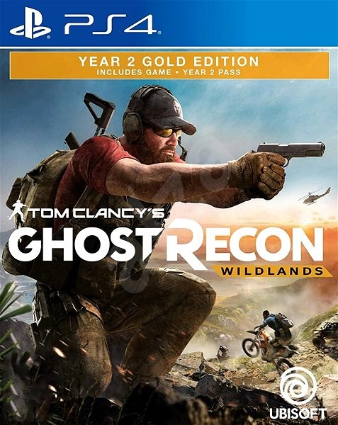 Tom Clancy's Ghost Recon: Wildlands Gold Edition Year 2 - PS4 - Console Game