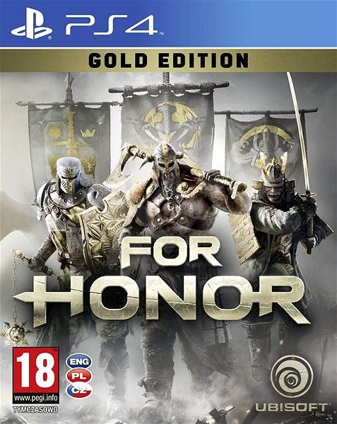For Honor: Gold Edition - PS4 - Console Game | Alzashop com