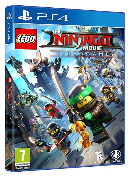 LEGO Ninjago Movie Video Game - PS4 - Console Game