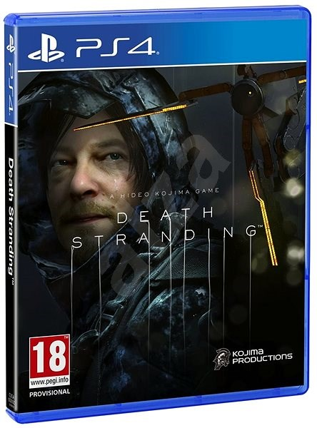 Image result for death stranding ps4 cover""