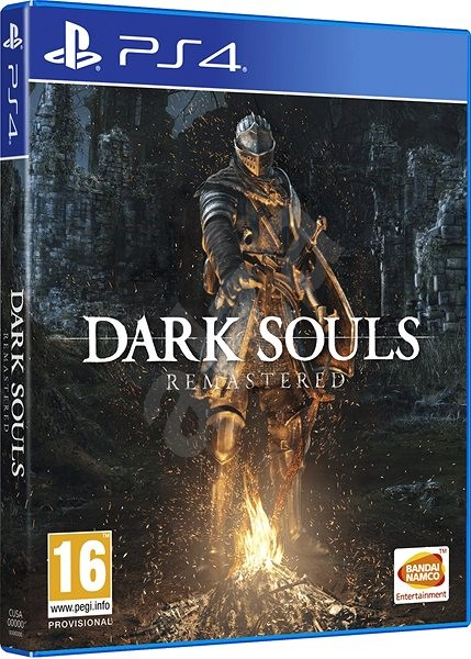 Dark Souls Remastered - PS4 - Console Game