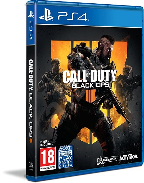 Call Of Duty Black Ops 4 Ps4 Console Game Alzashop Com