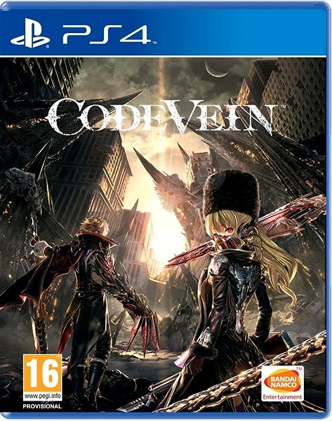 Code Vein - PS4 - Console Game