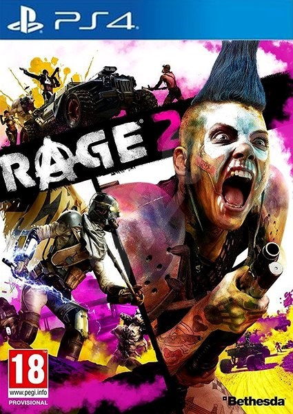 Rage 2 - PS4 - Console Game