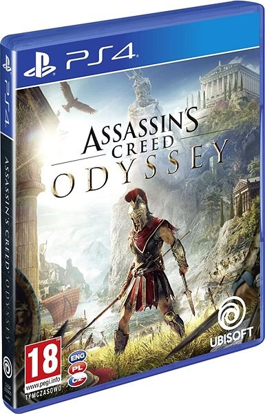 Assassin S Creed Odyssey Ps4 Console Game Alzashop Com