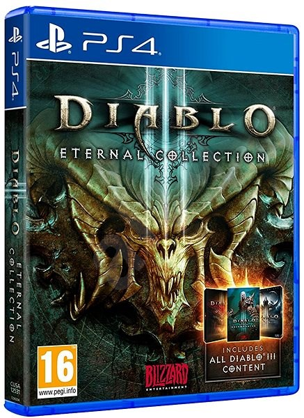 Diablo III: Eternal Collection - PS4 - Console Game