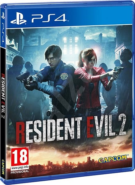 Resident Evil 2 - PS4 - Console Game