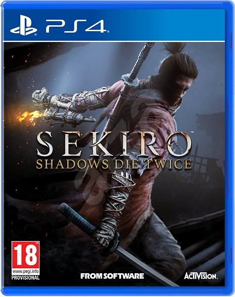 Sekiro: Shadows Die Twice - PS4 - Console Game