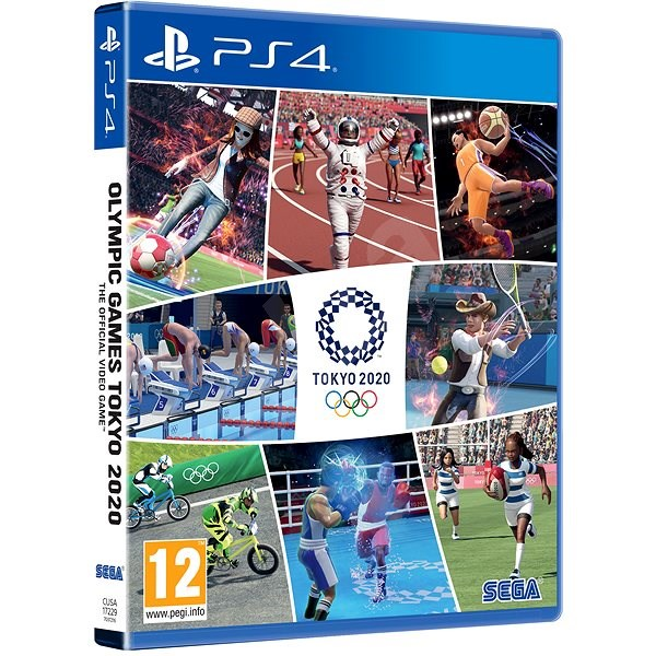 Olympic Games Tokyo 2020 - The Official Video Game - PS4 - Console Game