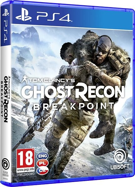 Tom Clancys Ghost Recon: Breakpoint - PS4 - Console Game