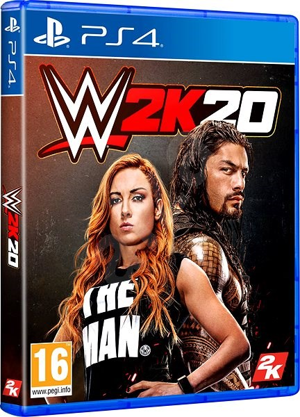 Wwe 2k20 Ps4 Console Game Alzashop Com