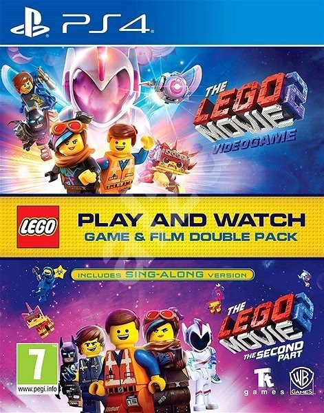 Lego Movie 2 Double Pack Ps4 Console Game Alzashop Com